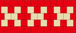 Варианты укладки резиновой плитки