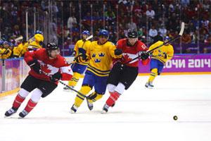 Хоккей, фигурное катание
