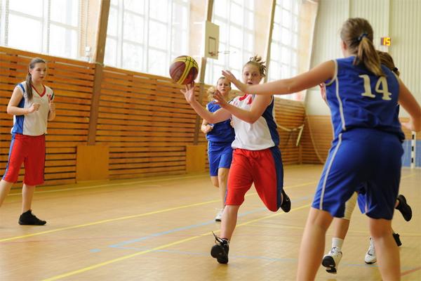 Спортивный линолеум Тarkett