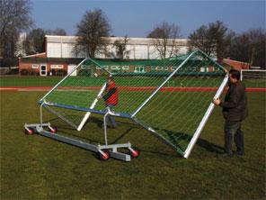 Противовесы и тележки футбольных ворот
