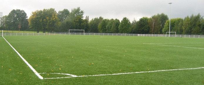 Искусственная трава. Футбол, гандбол.