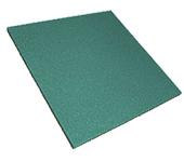 Резиновая плитка, зеленый