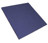 Резиновая плитка, синий