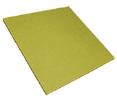 Резиновая плитка, желтый