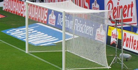 Профессиональные футбольные ворота