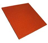 Резиновая плитка, красно-коричневый