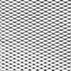 Ромб R10мм*4мм, толщина 1мм, алюминий