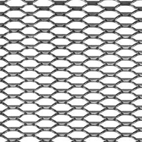 Шестигранник SH 20мм*5мм, толщина 1мм, алюминий